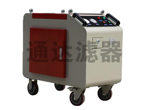 防爆箱式移动滤油机
