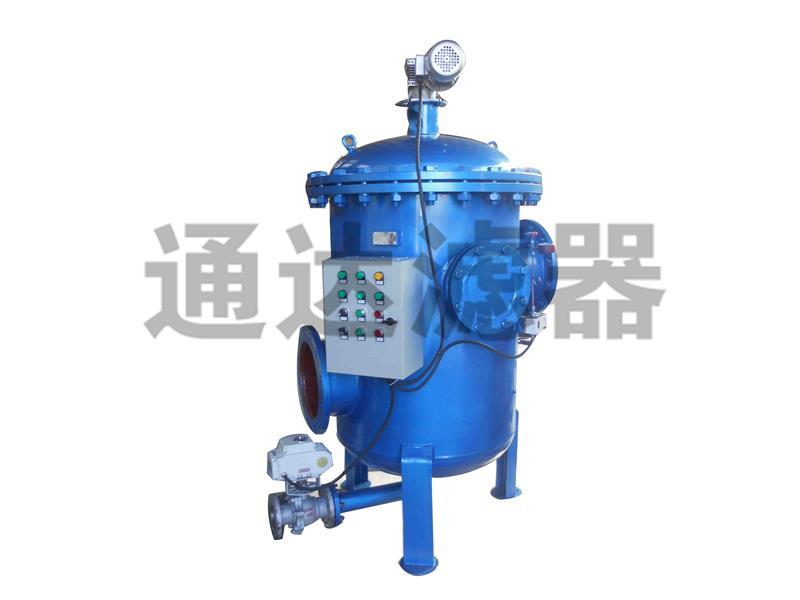 结晶水系统过滤自清洗过滤器