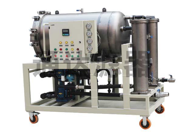 <b>HCP150高配置聚结分离滤油机</b>