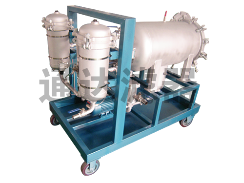<b>LYC-400J系列聚结脱水滤油车</b>