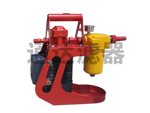 <b>手提式小流量BLYJ液压油滤油机</b>