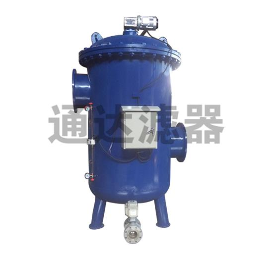 <b>工业水处理全自动自清洗过滤器</b>
