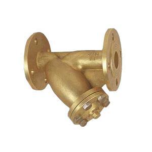 铜Y型过滤器