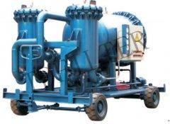 LYC-400J系列聚结脱水滤油车