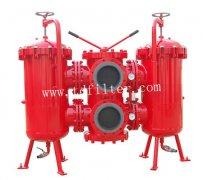 SRLF-110双筒回油过滤器