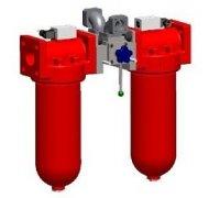 SZU-A160双筒管路过滤器