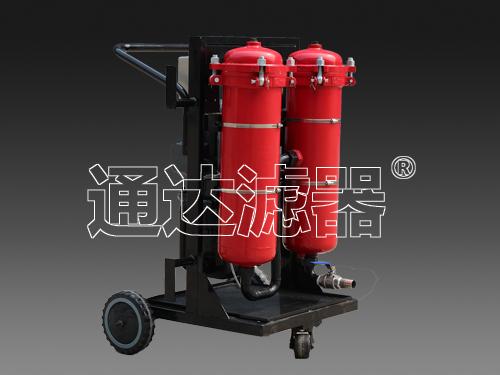 LYC-50B系列高精度滤油机