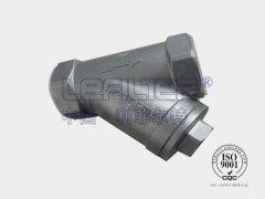 钢厂电厂专用高温高压Y型过滤器