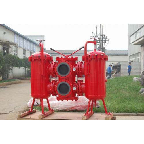 SRLF-660*10P双筒回油管路过滤器