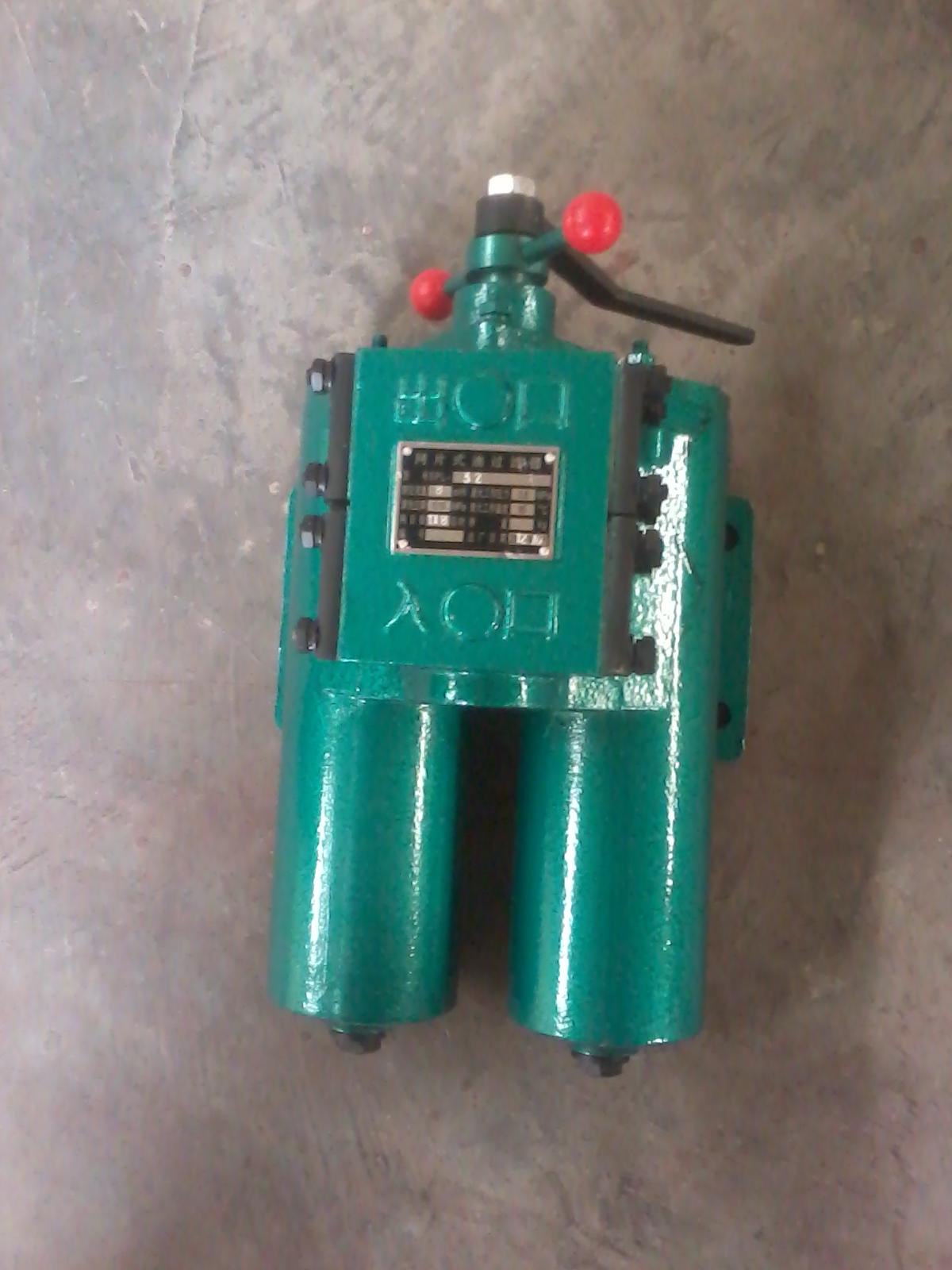 SPL-65C双筒网片式过滤器