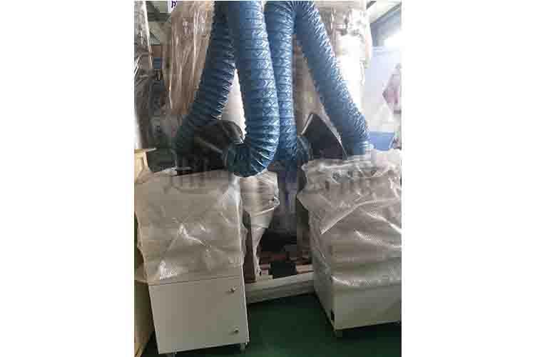 LFHY系列增强风量焊烟净化器