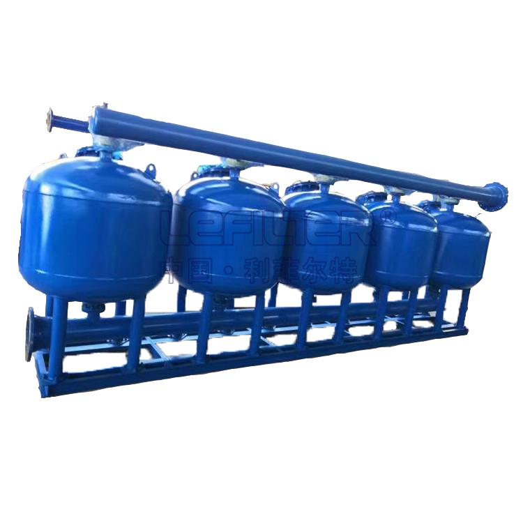 工业水旁滤过滤器石英砂过滤器