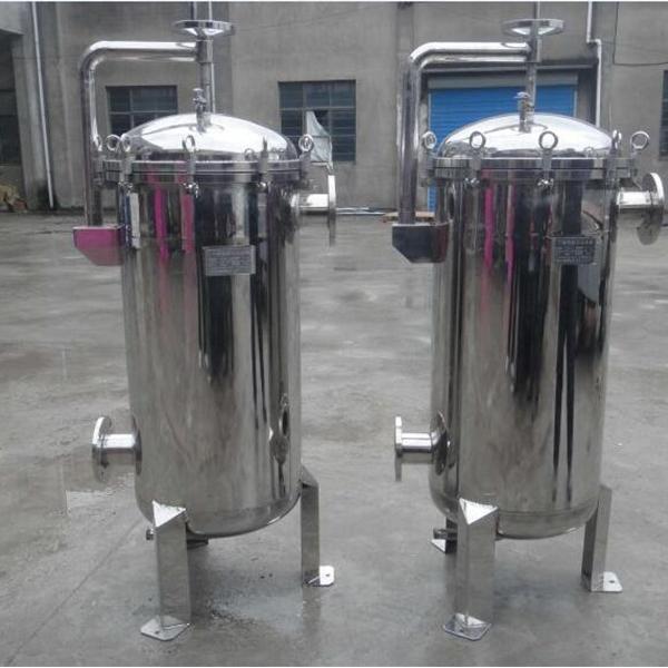 PP熔喷滤芯不锈钢保安过滤器